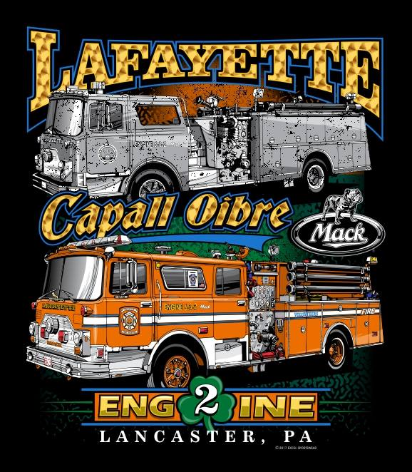 ENGINE 632 T-SHIRTS NOW AVAILABLE!