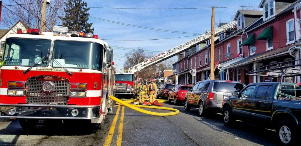 Tower Goes to City 2nd Alarm