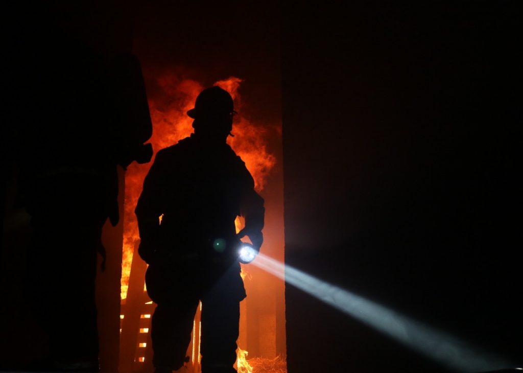 Live Burn Training in West Chester, PA