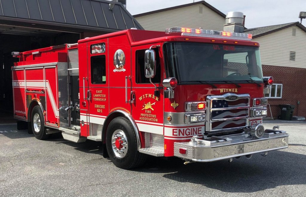 Congratulations to Witmer Fire!