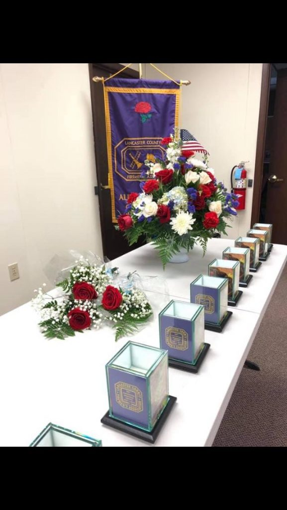 LFC Member, the late Fran Ostermeier, Honored at Annual Convention